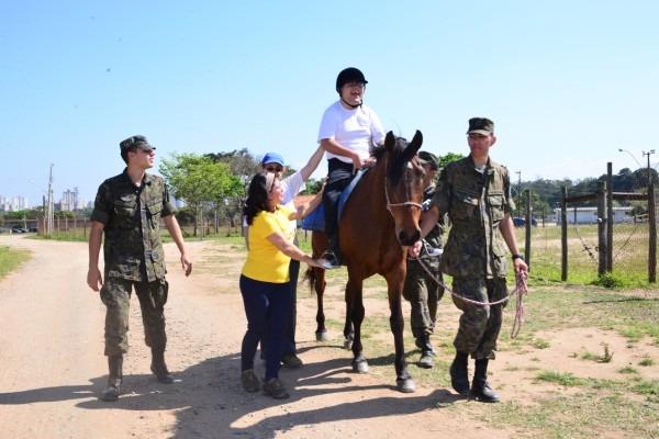 O tratamento exige uma equipe capacitada e multidisciplinar  Soldado Lucas/GIA-SJ
