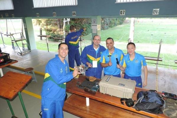 Torneio Sulamericano de Tiro  CDA