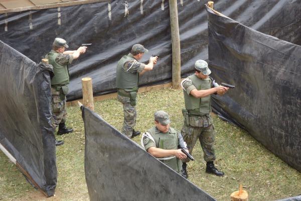 Táticas policiais  SO SGS Vinicio