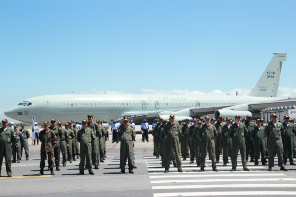 O Esquadrão Corsário celebra 45 anos de existência  BAGL/ Sargento Marlon