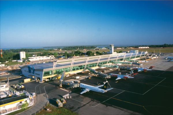 Aeroporto Internacional de Belém- Júlio Cezar