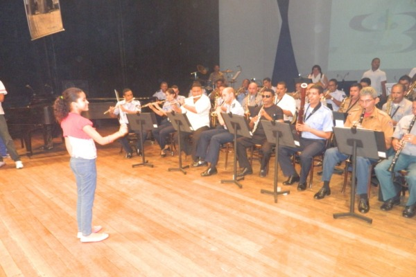 Concerto Didático 30º Aniversário CLA  Sargento Augusto/ CLA