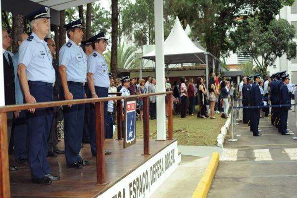 Cerimônia é presidida pelo Diretor de Ciência e Tecnologia Aeroespacial  IAE