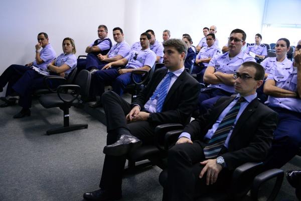 Cerca de 50 profissionais participaram das reuniões  IV COMAR