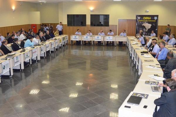 Esta será a segunda reunião no ano realizado pelo CENIPA  CENIPA