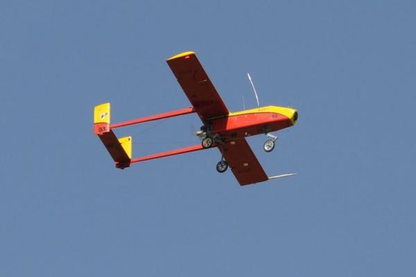 VANT Acauã - Protótipo 03  Ângelo de Aquino (IAE)