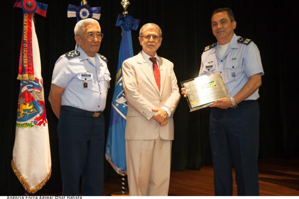 CINDACTA II recebe o prêmio  Sgt Bruno Batista / Agência Força Aérea