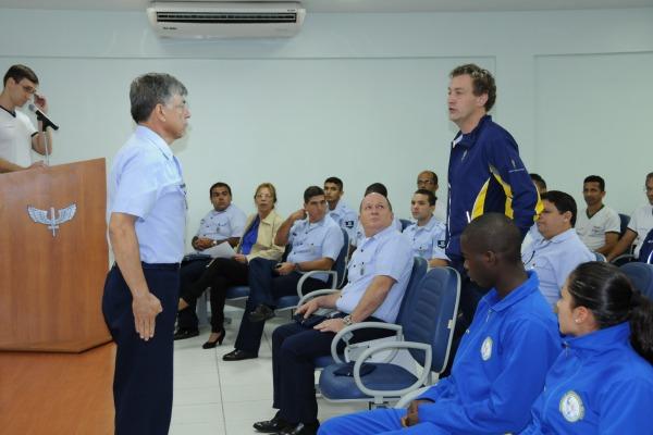 Apresentação da Equipe Sueca  1S BFT Alvarez
