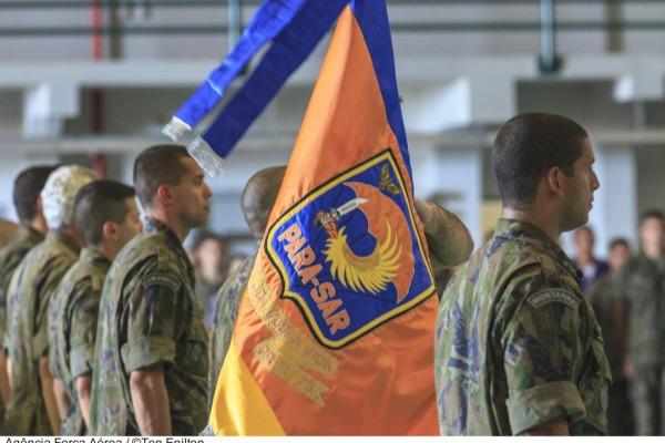 Para-Sar, unidade de elite da FAB, completa 50 anos  Agência Força Aérea/Ten. Enilton