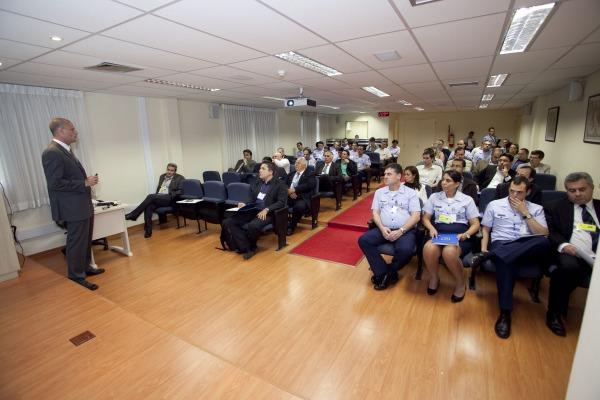 O evento reuniu diversas especialistas  Fábio Maciel / ICA