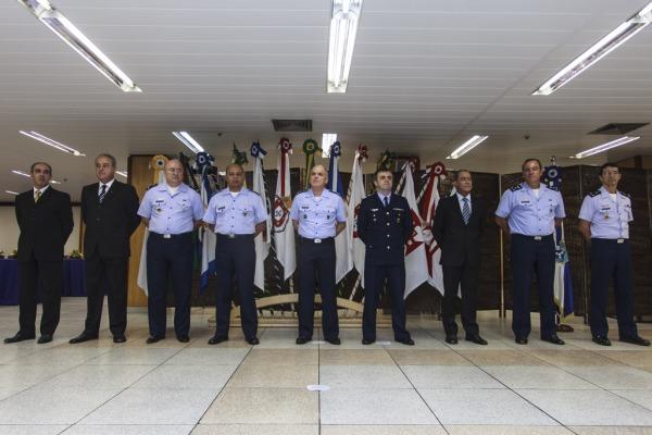 O evento foi presidido pelo Major-Brigadeiro Bermudez  Sargento Rezende/ Agência Força Aérea