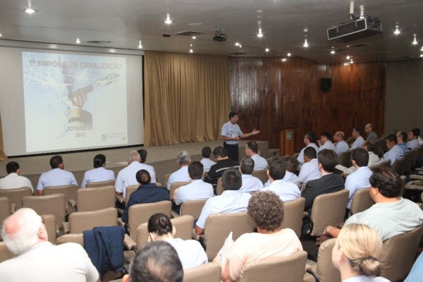 O Brigadeiro Engenheiro Fernando destacou a importância do encontro  Sgt Pessanha/PAME-RJ