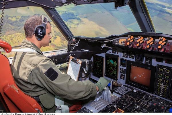 Forças Armadas debatem segurança de voo na aviação  Sargento Batista/Agência Força Aérea