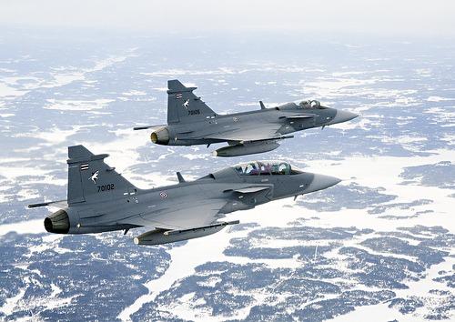 Gripen é a nova aeronave de caça da FAB I13121815452353176