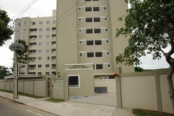 O empreendimento tem 180 apartamentos