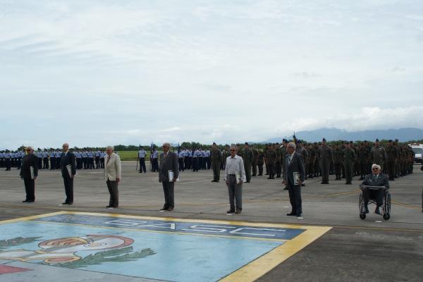 Veteranos do 1ºGAVCA   Sgt Thadeu/BASC