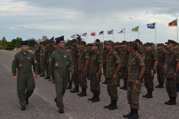 1º/11º GAV e 2º/5º GAV realizaram cerimônia de troca de comando na BANT   S2 DALADYER