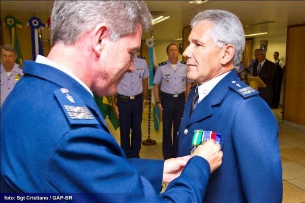 Passagem de Comando na OABR  Sargento Cristiano / OABR
