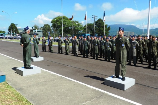 Passagem de Comando do 2°/5° GAV  Soldado M Nunes/ 2°/5° GAV