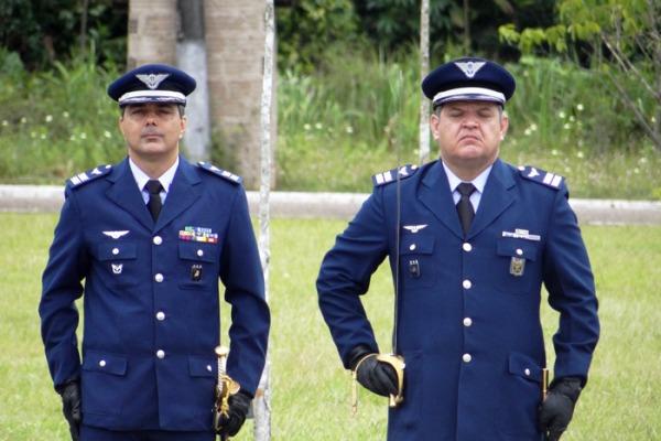 Passagem de Comando BAPV  Sargento M. Oliveira/ BAPV