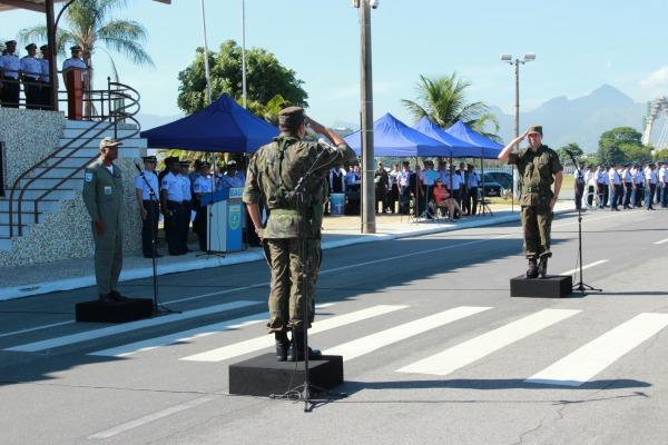 Passagem de Comando do 3º ETA e BINFAE-GL  3S BFT MARLLON