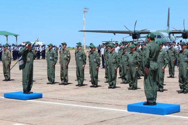Passagem de Comando do Esquadrão Onça  S2 Queiroz
