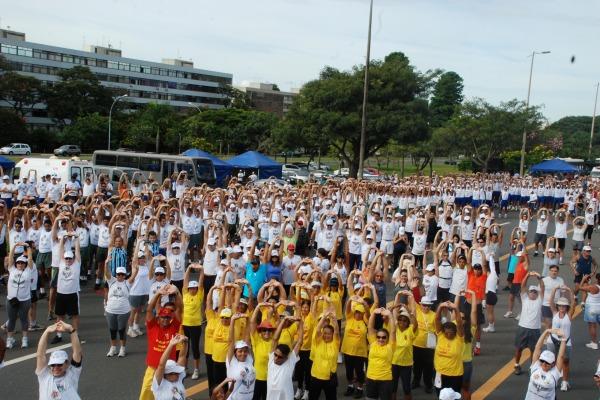 Em 2013, o evento reuniu cerca de  1,5 mil participantes em Brasília  Arquivo/BABR/CB Henrique