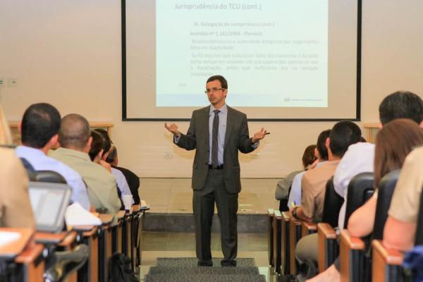 Cerca de 180 pessoas foram capacitadas no curso promovido pelo TCU em parceria com o CENCIAR