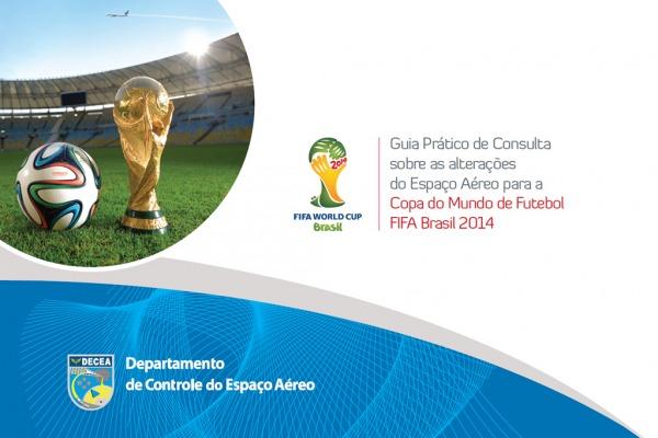 Guia apresenta alterações durante a Copa do Mundo