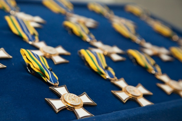 Medalha Mérito Desportivo Militar foi criada em 2006   Cabo V. Santos/Agencia Força Aérea