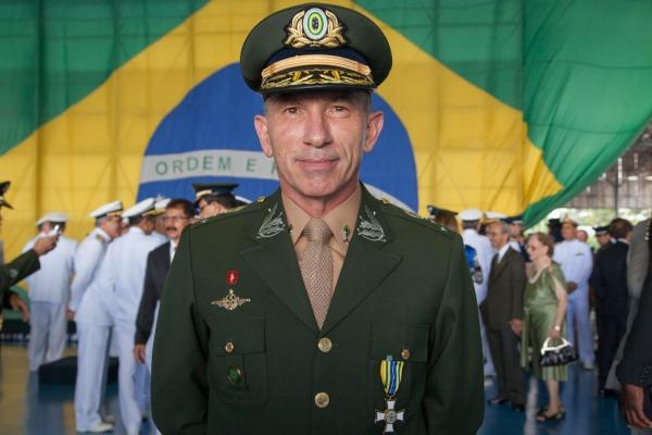 Presidente da Comissão Desportiva Militar Brasileira  Cabo V. Santos/Agencia Força Aérea