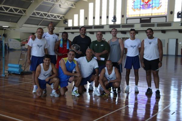 Curso de Arbitragem de Badminton  SO BFT Armando/CDA