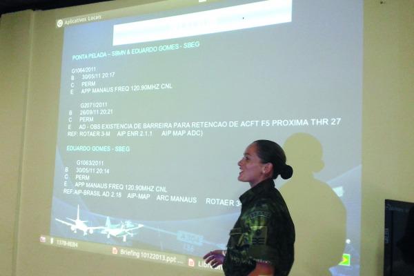Especialidade: Serviço de Informação Aeronáutica (SAI)