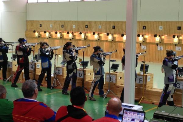 Competição Feminina  CDA