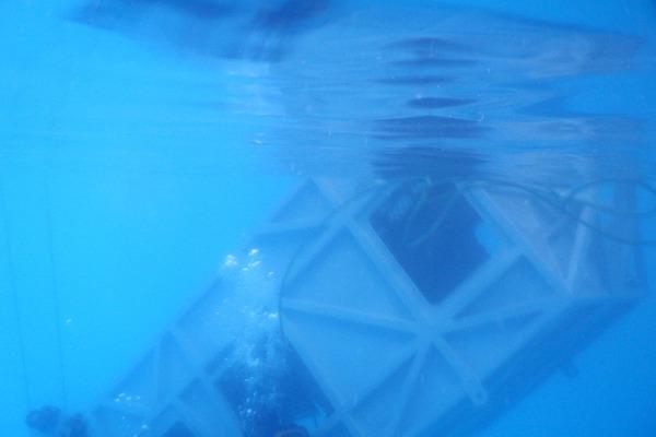 O objetivo foi capacitar os pilotos e tripulantes para reagir de forma rápida numa situação de pouso forçado sobre a água