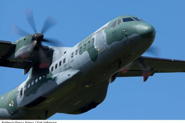 Aeronaves da FAB entram no 11º dia na operação de busca. Área percorrida é de quase 12 mil km²