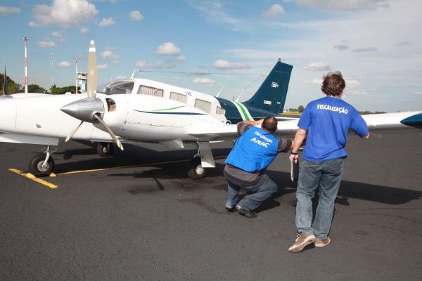 A quinta edição da Operação Voe Seguro tem o objetivo de realizar uma espécie de blitz aérea e prevenir acidentes no MT e MS