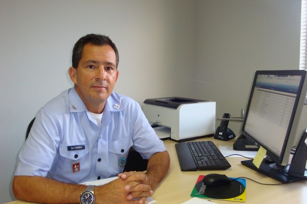 Coronel Aviador Flavio Antonio Coimbra Mendonça