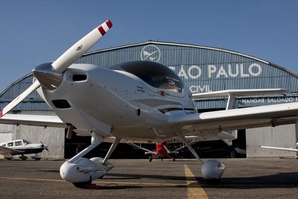 O encontro reunirá entidades de instrução aérea  Aeroclube de São Paulo