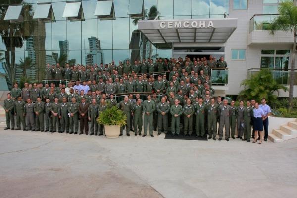 Encontro valoriza a função do Oficial de Segurança  2S Flávio Santos