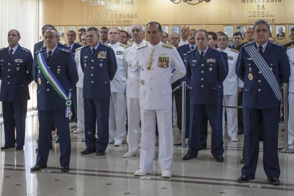 De 2002 a 2013, o Ministério da Defesa realizou 35 exercícios combinados e conjuntos