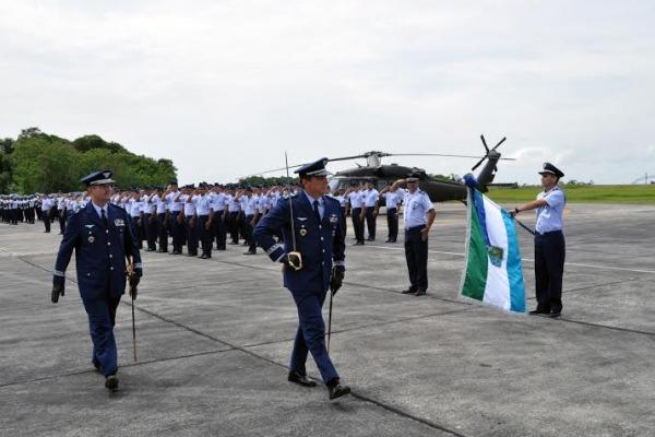 VII COMAR tem novo comandante  Soldado Roseberque / COMAR VII