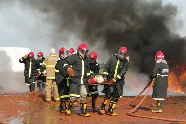 Treinamento no PAMA-LS  Sgt Domingos / PAMA-LS