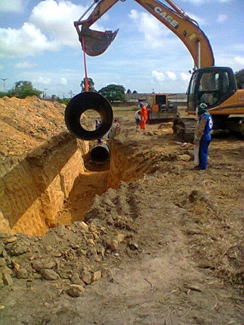 Obra ampliará o sistema de abastecimento de água da Região Metropolitana de Fortaleza e beneficiará mais de 230 mil famílias