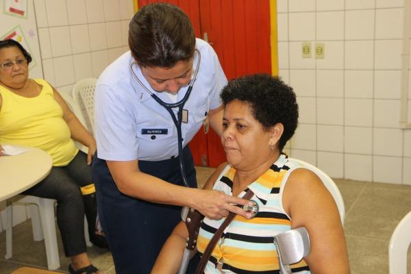 Ação Cívico-Social ofereceu atendimentos médicos e odontológicos, além da emissão de documentos