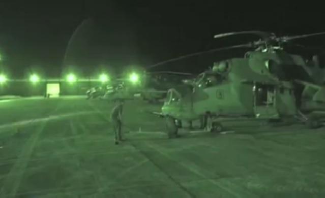 O Esquadrão que opera o helicóptero de ataque da FAB está agora também habilitado para operar em todo tipo de cenário em casos de conflito
