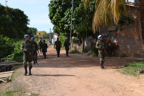 O grupamento irá integrar o 20º Contingente Brasileiro por meio do Batalhão de Infantaria de Força de Paz (BRABAT 20) a partir do dia quatro de junho