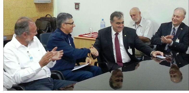 O objetivo é fortalecer as dicussões sobre o Pólo Aeroespacial da região de Minas Gerais