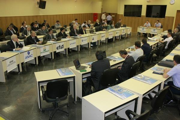 O CENIPA e mais 50 entidades participaram da 61ª reunião de segurança operacional da aviação