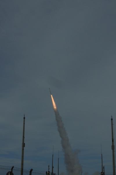 Confira as imagens do lançamento do dia 09 de maio durante a Operação Águia I/ 2014
